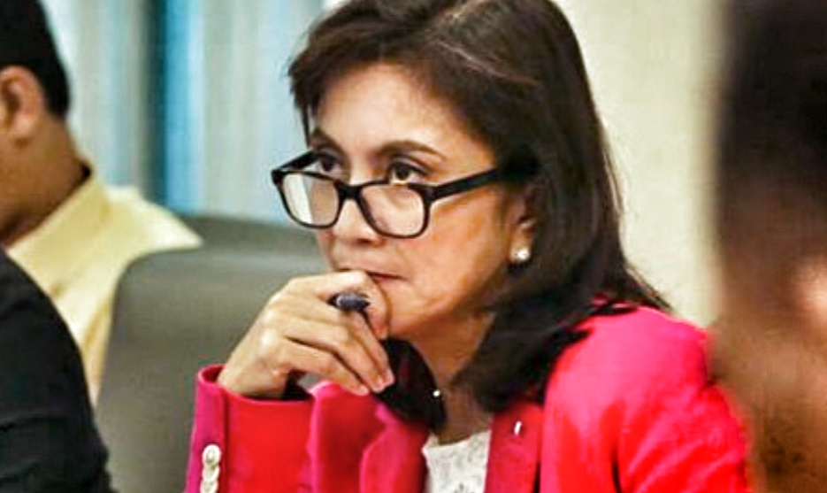 "Leni Robredo is unable to take on her alleged ""bullies"" because she is incapable of ACTION to begin with"