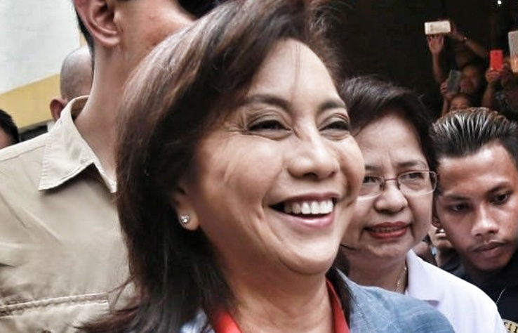 Leni Robredo is incapable of taking a position on CRITICAL national issues