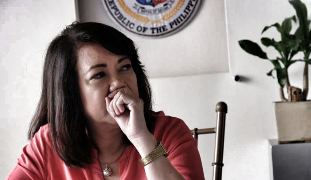 The humiliation of never having been the first female Chief Justice of the Philippine Supreme Court