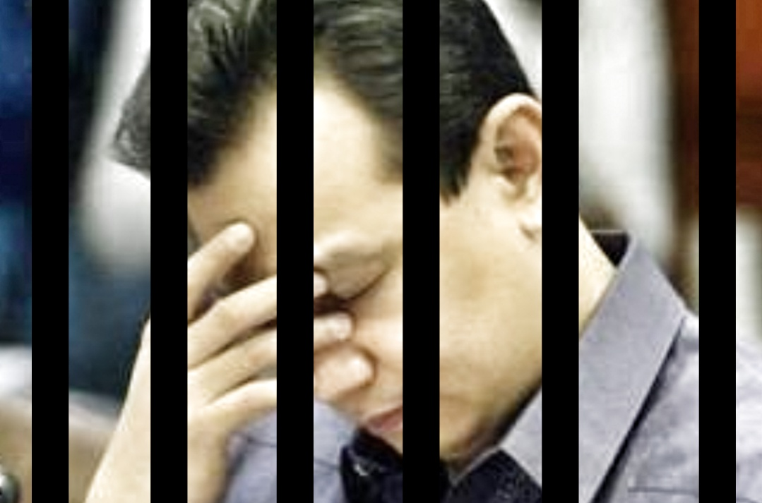 A call to #StandWithTrillanes is a call to DISRESPECT the law and the Philippines' justice system