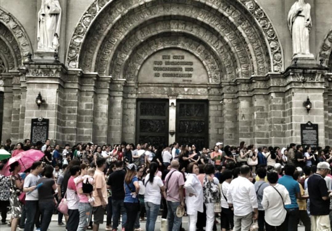 Filipinos should stop praying and start making money