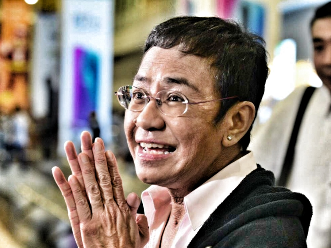 Maria Ressa should behave like a professional rather than like a spoilt brat when facing her tax evasion charges